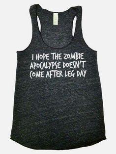 Humorous Exercise Shirts at http://www.fitbys.com/fitbys-fitness-motivation-apparel-designer/ #fitness #bodybuilding #bodybuilder