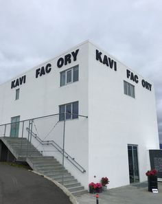 Kaviarfactory, contemporary art, Henningsvær Lofoten, Norway