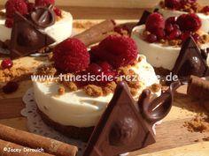 Zimt-Cheesecakes Ricotta, Gelatine, Tiramisu, Cheesecake, Ethnic Recipes, Desserts, Food, Cinnamon Cookies, Sugar