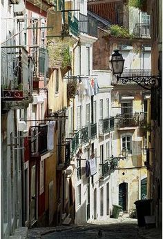 Varandas de Lisboa - Madragoa