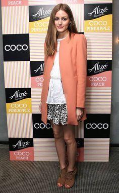 Pretty as a Peach: Olivia Palermo's Best Looks