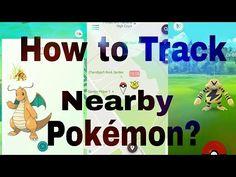 Track Nearby Pokémon ;)