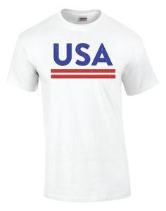 USA Soccer T-Shirt - USA - Goal Kick Soccer - 1
