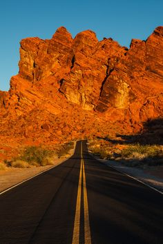 Valley Of Fire State Park, Overton, Nevada, by James Marvin Phelps