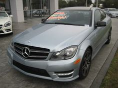 2013 Mercedes-Benz C-Class C250 C250 2dr Coupe Coupe 2 Doors Silver for sale in Jacksonville, FL Source: http://www.usedcarsgroup.com/used-mercedes_benz-c_class-for-sale