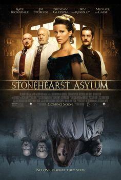 Thriller STONEHEARST ASYLUM, Kate Beckinsale, Michael Caine e Jim ...