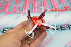 Mola: Review del nano dron Syma X12S