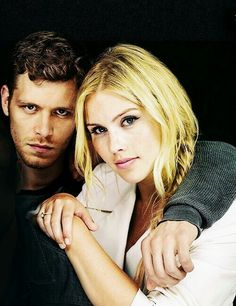 Klaus and Rebekah - the originals, the show is NOT going to be the same without her :(
