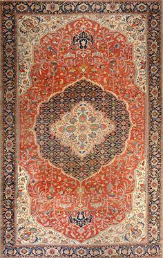 Persian Heriz Serapi rug, Matt Camron gallery