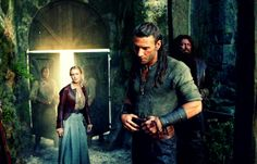 Black Sails - Charles Vane & Eleanor Guthrie