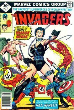 warrior woman marvel - Google Search