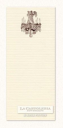 Shop classic ecru notes by Alexa Pulitzer at Needle in a Haystack.