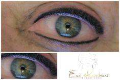 Liner Schwarz/Grau Contour Makeup, Contouring And Highlighting, Makeup Techniques, How To Make, Lips, Contouring Makeup, Contouring, Makeup Contouring
