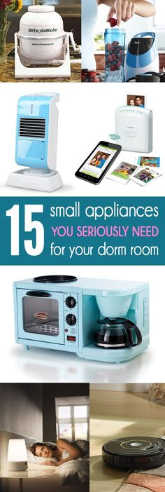 Stocking up on necessary items for your dorm room is exciting, exhausting, and downright stressfull. I understand. But once you've got everything you need packed (and unpacked), you pretty much don't have to worry about anything else for the rest of the...