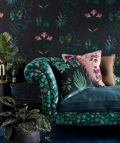 Liberty Fabric, The Collector, Art Nouveau, New Homes, Modern, Interiors, Design, Home Decor, House