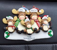 Mommy's Favorite Things: Ornaments with Love Review & Giveaway