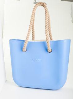 Full Spot – Bolsa azul com corda – R$ 275,00
