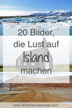 20 Bilder, die garantiert Lust auf #Island machen findest du hier: https://www.christineunterwegs.com/reisen/island/20-bilder-die-lust-auf-island-machen/
