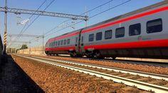 Treni in Transito Stazione di Busa di Vigonza Padova 2016