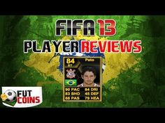 Fifa 13 Ultimate Team IF Pato 84 Player Review & In-Game Stats