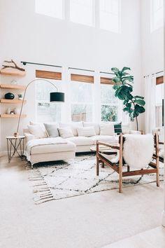 Skandinavisches Wohnzimmer