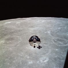 Apollo 10 Command Module – Charlie Brown