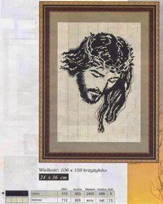 GRAFICOS PUNTO DE CRUZ GRATIS : RELIGIOSOS(26) Cross Stitch Designs, Cross Stitch Patterns, Devine Mercy, Brother Innovis, Wedding Cross Stitch, Holy Mary, Needlework, Christian, Canvas