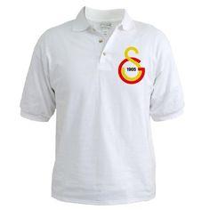 Galatasaray S.K. Golf Shirt by CafePress CafePress. $22.50