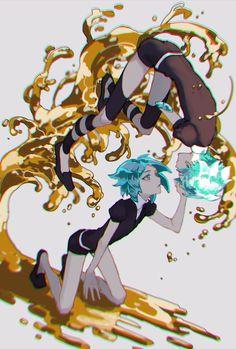 Houseki no Kuni 宝石の国 ♦ HnK (Land of the Lustrous/ Country of Jewels) ♦ #Anime #Manga #Gems #Novel