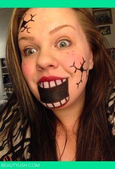 Halloween makeup | Julie R.'s Photo | Beautylish
