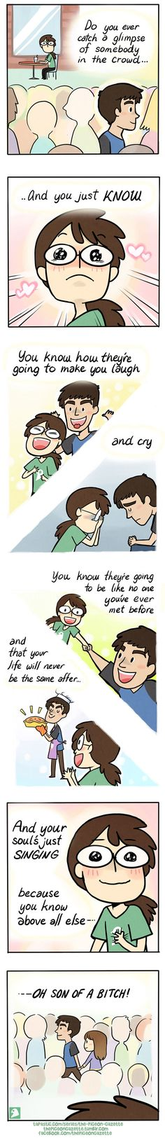 pardon the language 10+ Hilarious Comics For Socially Awkward People
