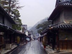 "Takehara city -historical heritage called the ""little Kyoto of Aki"" Hiroshima"