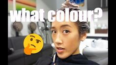 Guess What Colour I Got My Hair Dyed In