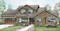 Bungalow   Cottage   Craftsman   House Plan 59491