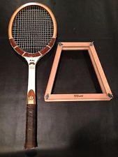 Vintage Wilson Cliff Richey Tennis Racket - Great Condition !!!