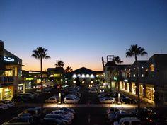 Marinoa City Fukuoka in Japan