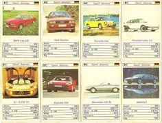 Más cartas de autos