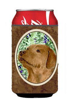 Labrador Can or Bottle Beverage Insulator Hugger