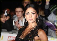 Nicole Scherzinger Pride of Britain Awards! Nicole is wearing a Bibi Bachtadze dress, Giuseppe Zanotti shoes, and Stephen Webster jewels.