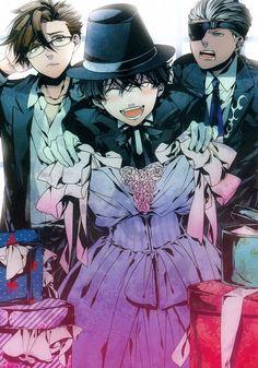 Tags: Anime, HuneX, Sarachi Yomi, Holding Clothes, La storia della Arcana Famiglia, Debito, Pace
