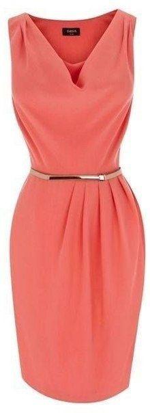 Платье с драпировкой!