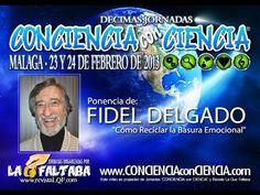 Conferencia COMPLETA - MECÁNICA Y MÍSTICA DE LA EMPATÍA, Fidel Delgado - YouTube