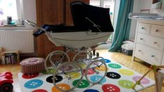 Dieser Original Kinderwagen aus dem Hause Silvercross kommt mit Stil, Charme und edlem Design...,Original Silvercross Nostalgie Kinderwagen in Krefeld - Krefeld