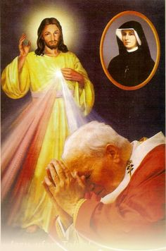 Sparks from Poland: St. Faustina and Blessed Pope John Paul II delivered Jesus' messages about his Divine Mercy to the world Catholic Saint Names, Catholic Art, Catholic Saints, Catholic Churches, Faustina Kowalska, St Faustina, Names Of Angels, Jesus Mercy, Divine Mercy Image
