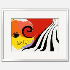 Calder—Pinwheel and Flow now featured on Fab.