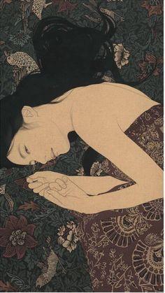 Art Prints, Japanese Art, Fine Art, Character Art, Art Drawings, Japanese Art Modern, Illustration Art, Art, Aesthetic Art
