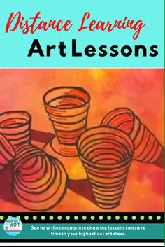 The Ultimate List of Distance Learning Art Projects and Resources for Kids - Ms Artastic