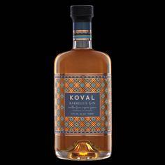 Koval Distillery releases Barreled Gin