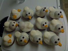 Ducks for my friend Natalia's baby shower!