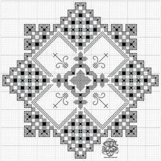 Hardanger Embroidery with Wrapping with Doves Eyelets – Viral Patterns Types Of Embroidery, Learn Embroidery, Hand Embroidery Stitches, Embroidery For Beginners, Embroidery Techniques, Cross Stitch Embroidery, Embroidery Patterns, Doily Patterns, Cross Stitches